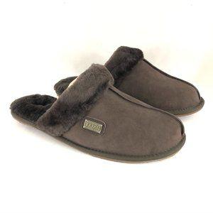 Australia Luxe Womens Mule Slippers Lambskin 12-13